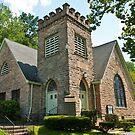 Nessly Chapel United Methodist Church by Bryan D. Spellman