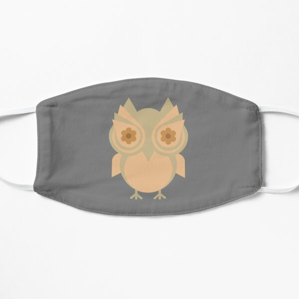 The Owl of Minerva Mask