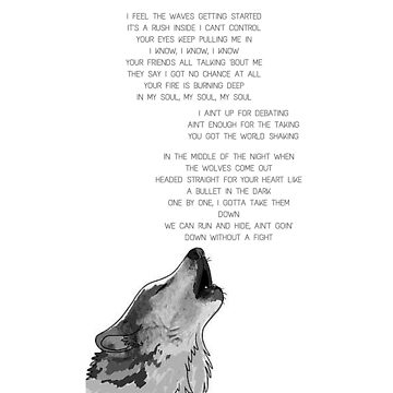 "One Direction  - ""Wolves"" by annelisedommy"