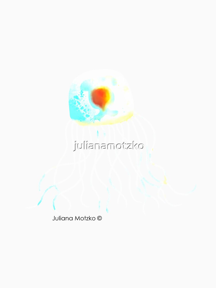 Immortal Jellyfish by julianamotzko