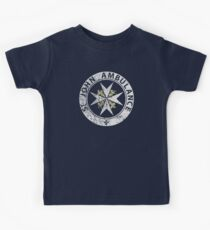 St. John Ambulance, distressed Kids Tee