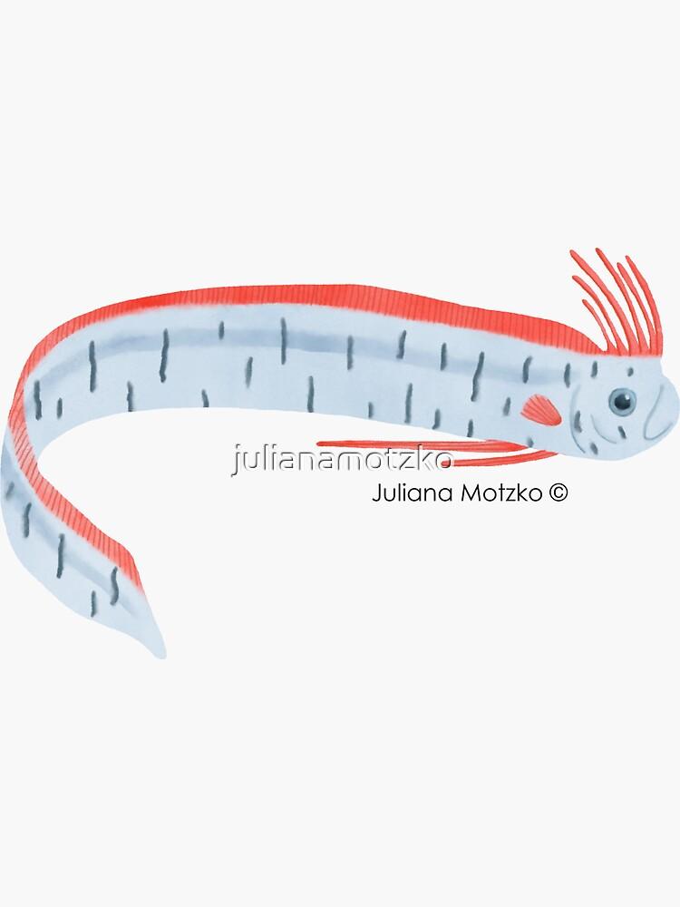 King of Herrings Fish by julianamotzko