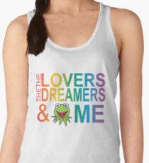 The Rainbow Connection Women's Tank Top