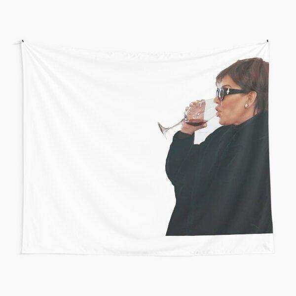 Kris Jenner funny Tapestry