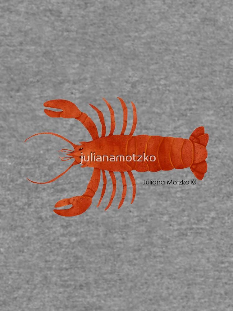 Lobster by julianamotzko