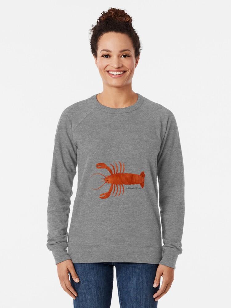 Alternate view of Lobster Lightweight Sweatshirt