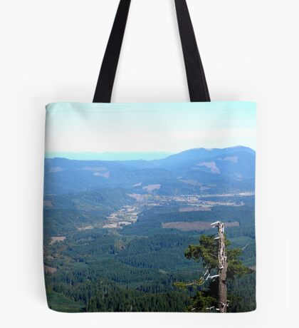 Snag With a View Tote Bag