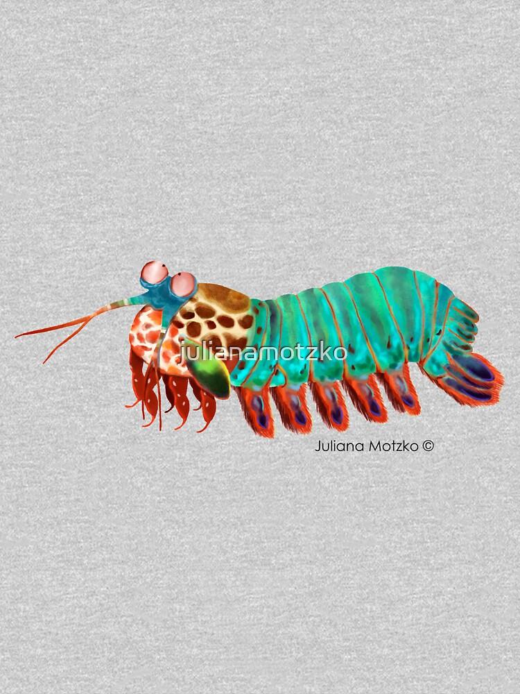 Mantis Shrimp by julianamotzko