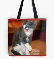 Chuckles © Vicki Ferrari Photography Tote Bag