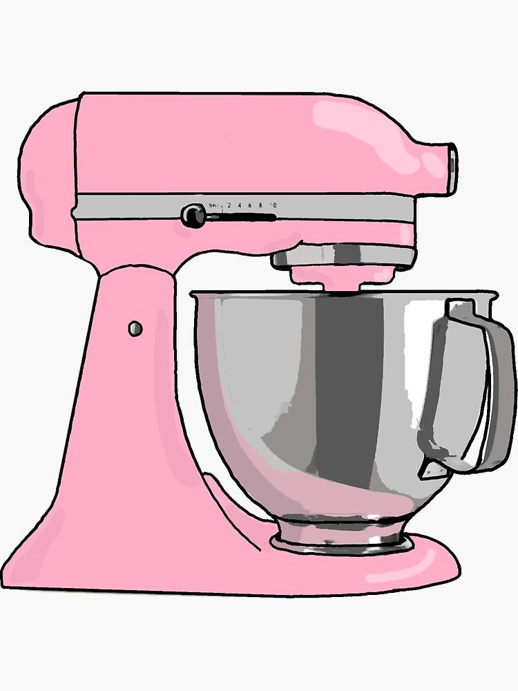 Kitchen Mixer by MarthaLouise