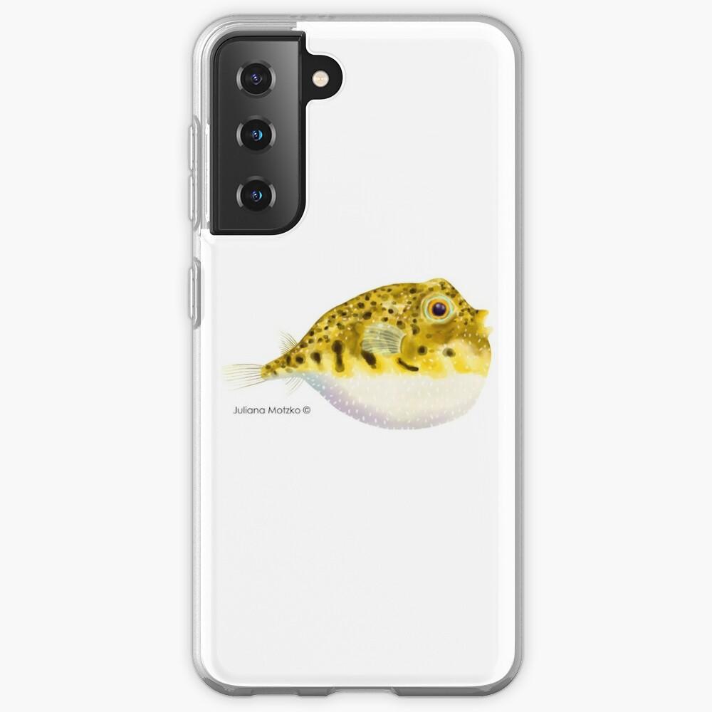 Pufferfish Case & Skin for Samsung Galaxy