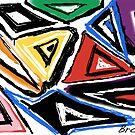 Modern art by Brown Sugar.  Views: 234 . by © Andrzej Goszcz,M.D. Ph.D