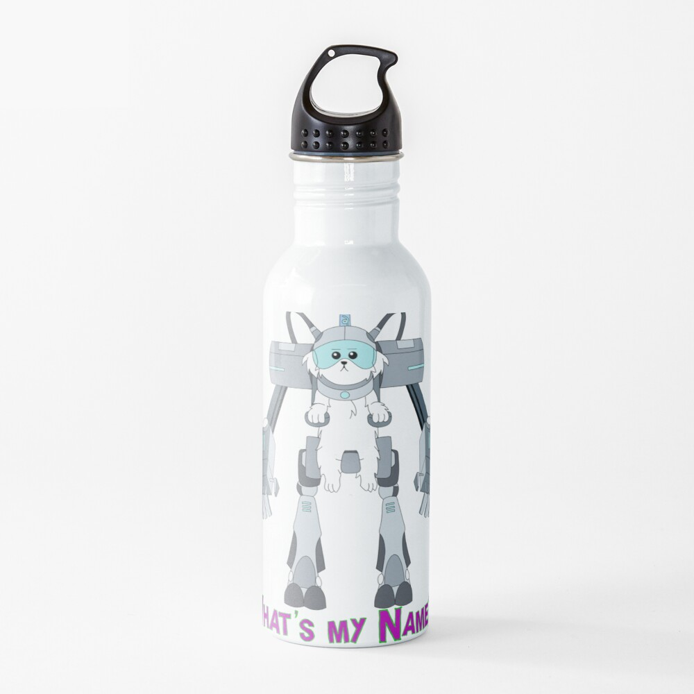 What's my name? Water Bottle
