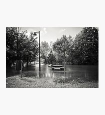 Floating Park Photographic Print