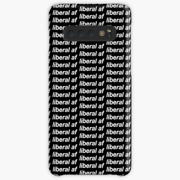 Liberal AF Supreme Samsung Galaxy Snap Case