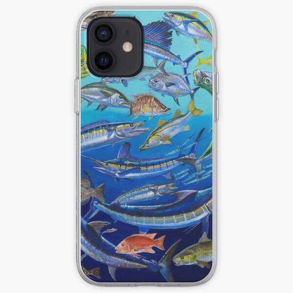 Gamefish Collage iPhone Soft Case