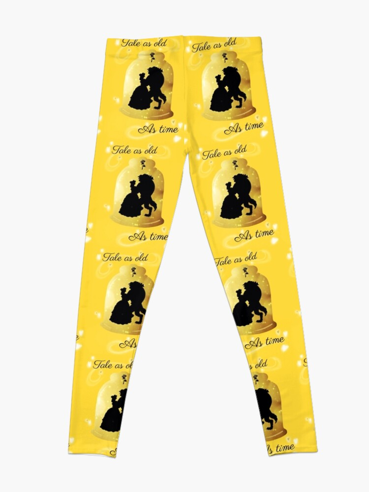 Alternate view of Tale As Old As Time Leggings
