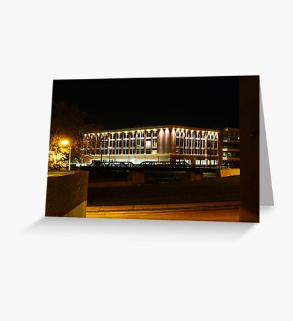 CNA-Western Surety Building in Sioux Falls Greeting Card