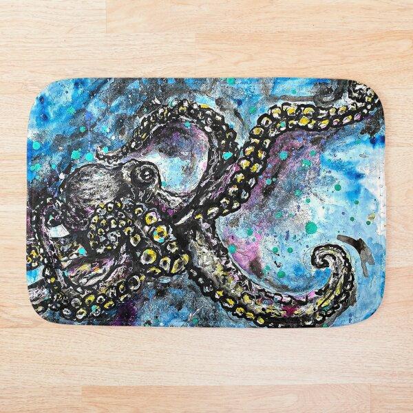 Inkopolis Jerry the Octopus Bath Mat