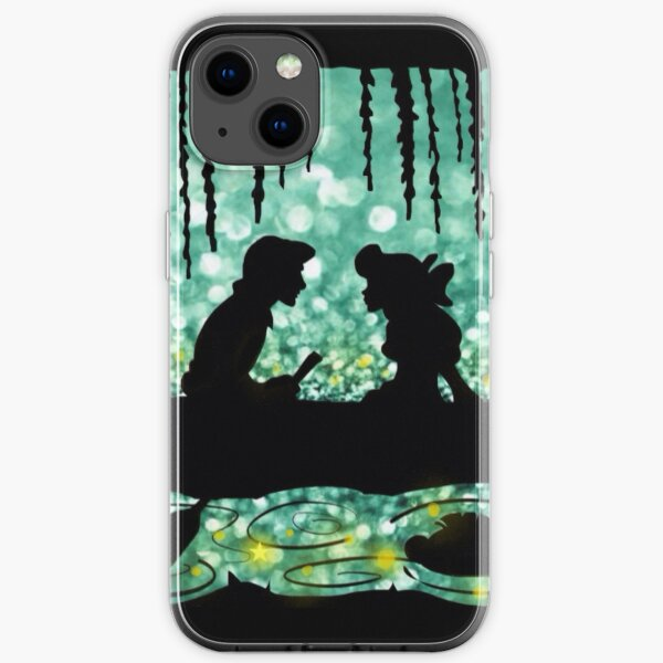 Kiss The Girl iPhone Soft Case