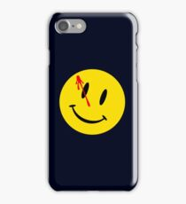 Comedian's badge iPhone Case/Skin