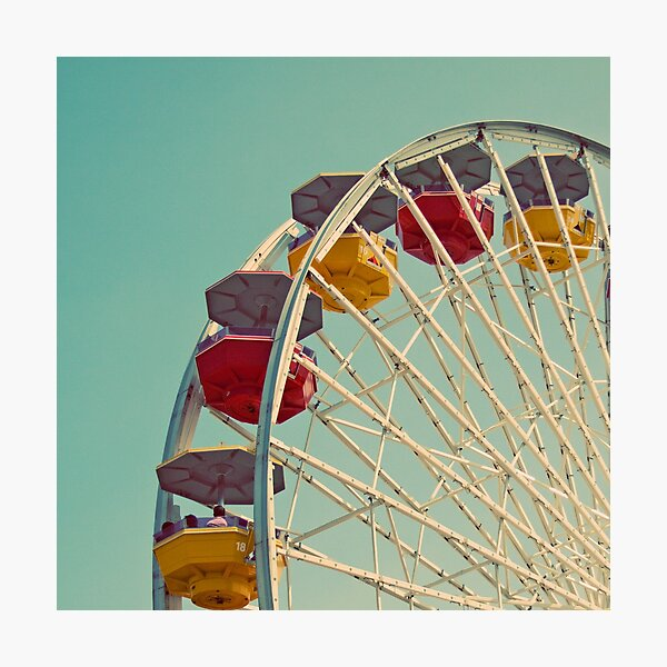 Summer Fun Photographic Print