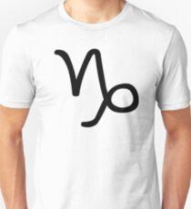 Capricorn - Sea-goat - Astrology Sign Unisex T-Shirt