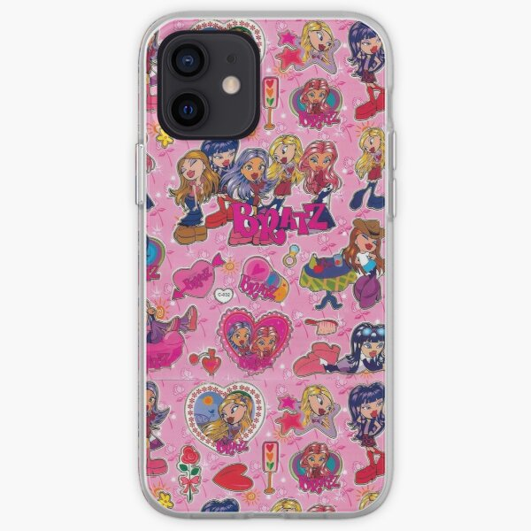 Bratz Doll Collage y2k iPhone Soft Case