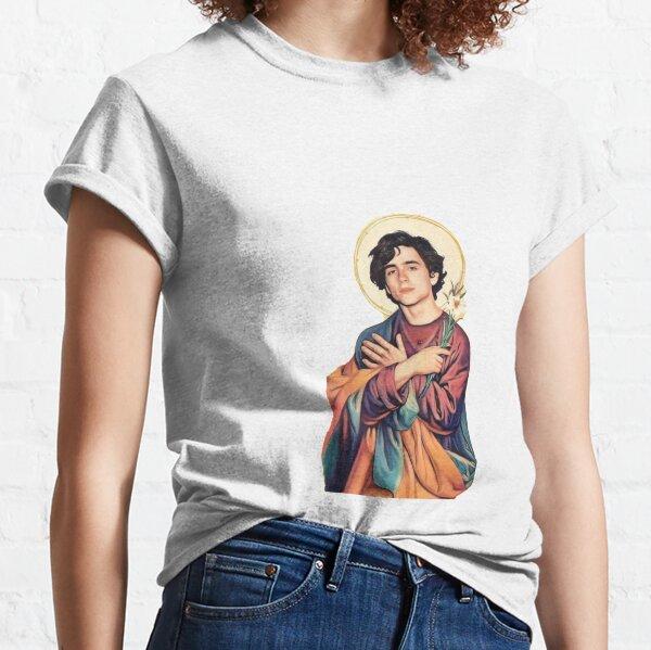 timothee chalamet jésus T-shirt classique
