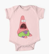 Surprised Patrick Kids Clothes