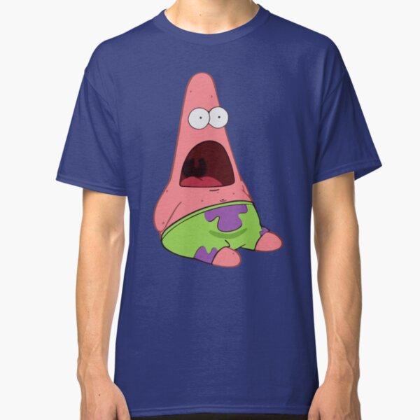 Surprised Patrick Classic T-Shirt