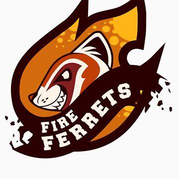 Team Fire Ferrets by kapieren