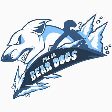 Team Polar Bear Dogs by kapieren