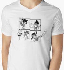Seoul Calibur Men's V-Neck T-Shirt