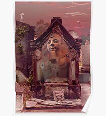 cemetery egyptian Poster