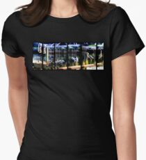 Crane Style Womens Fitted T-Shirt