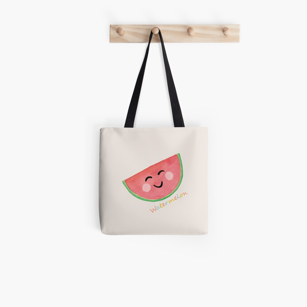 The Merry Watermelon Tote Bag