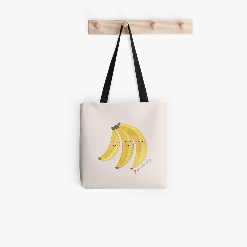 The Jolly Bananas Tote Bag
