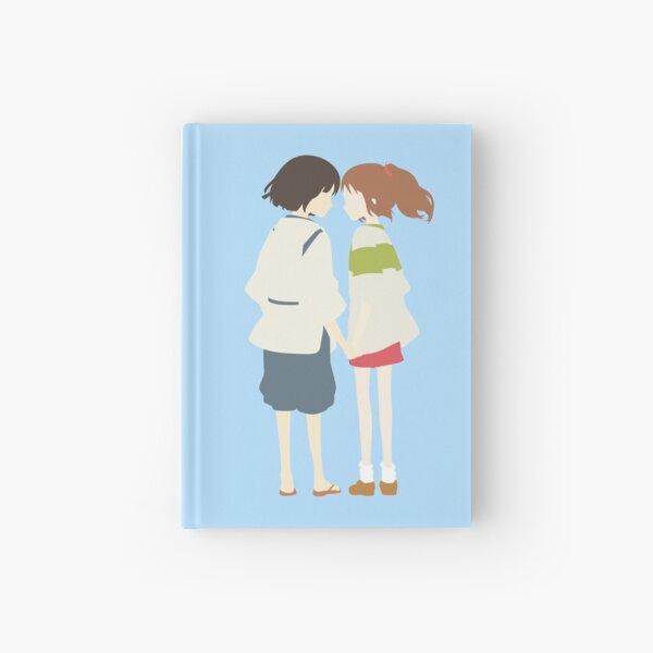 Spirited Away Hardcover Journals Redbubble