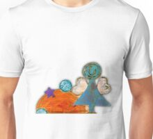 Mapping Your Wings... Unisex T-Shirt