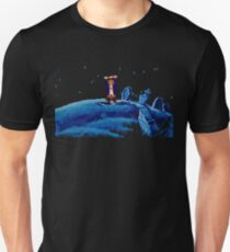 Guybrush went bone hunting! T-Shirt