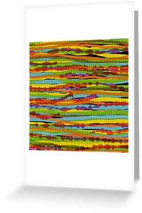 pattern - spaghettis 1 by frederic levy-hadida