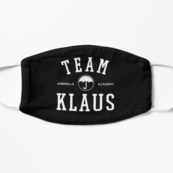 TEAM KLAUS THE UMBRELLA ACADEMY Flat Mask