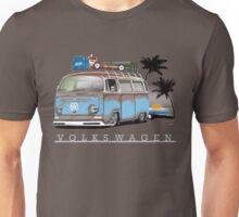 Bay sittin' at the Beach Unisex T-Shirt