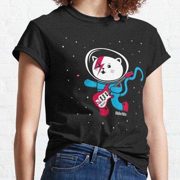 Major Tom Cat (Space Oddity Variant) Classic T-Shirt