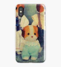 Chiffon Dog Family iPhone Case