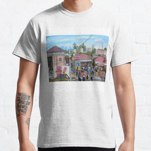 Tommy Machaba - Alex in a Day Classic T-Shirt
