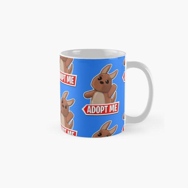 Adoptiere mich Känguru Tasse (Standard)