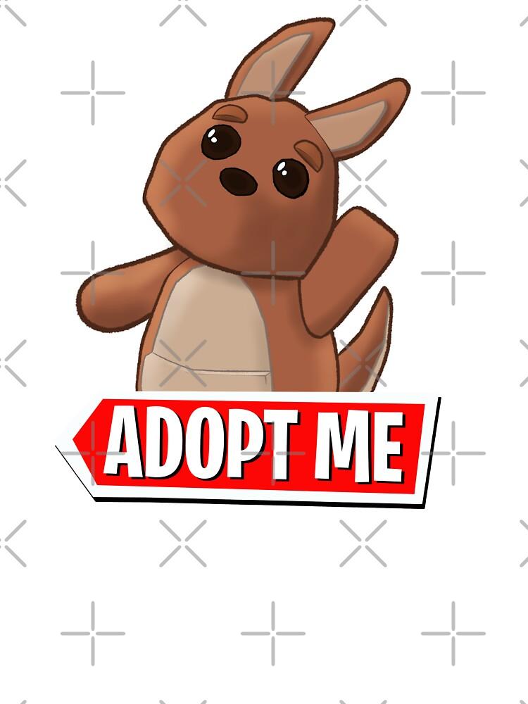 Adopt Me Kangaroo Kids T Shirt By Pickledjo Redbubble
