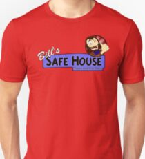 Bill's Safe House - THE LAST OF US T-Shirt